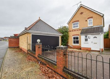 Thumbnail 3 bed detached house for sale in Derwent Road, Highwoods, Colchester, Essex