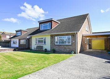 Thumbnail 4 bed detached house for sale in Ledra Drive, Pagham, Bognor Regis