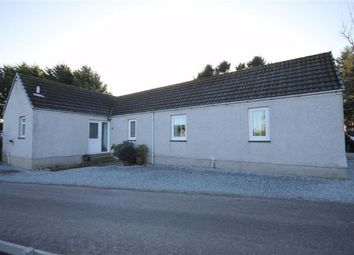 Thumbnail 3 bedroom detached bungalow for sale in Culriach, Bogmoor, Spey Bay, Fochabers
