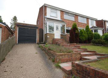 Thumbnail 3 bed semi-detached house for sale in Hylton Walk, South Hylton, Sunderland