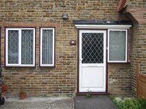 Thumbnail 3 bed terraced house to rent in Knapmill Road, London