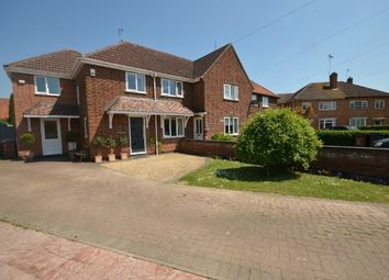 Thumbnail 3 bed end terrace house for sale in Deene Close, Corby