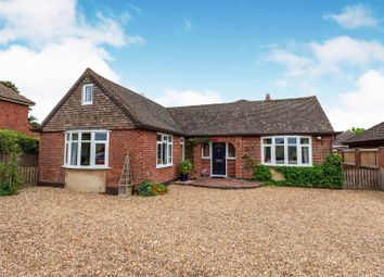 Thumbnail 3 bed detached house for sale in Salisbury Road, Netheravon, Salisbury