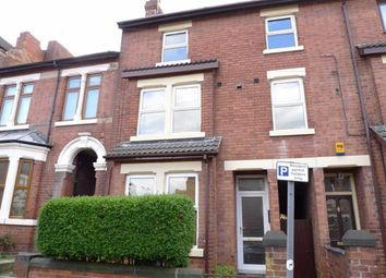 Thumbnail 1 bed flat to rent in Gregory Street, Ilkeston, Derbyshire