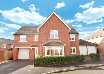 Thumbnail 5 bed detached house to rent in Monarch Drive, Shinfield, Reading, Berkshire