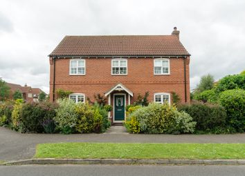 Thumbnail 3 bedroom detached house for sale in Wentworth Way, Woodhall Spa