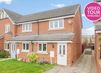 Thumbnail 2 bed end terrace house for sale in Drake Close, Shrewsbury