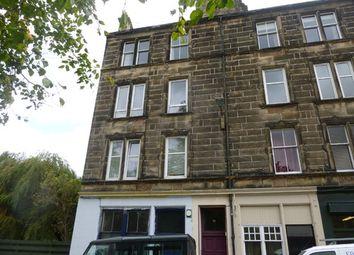 Thumbnail 2 bedroom flat to rent in Newhaven Road, Edinburgh