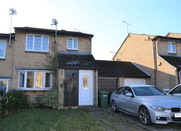 Thumbnail 3 bed semi-detached house for sale in Wargove Drive, College Town, Sandhurst