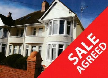 Thumbnail 3 bed semi-detached house for sale in Eithen Place, Porthcawl