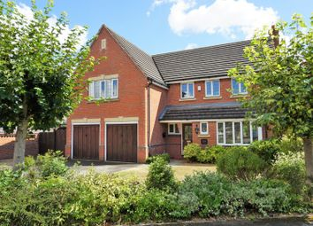 Thumbnail 5 bed detached house for sale in Beresford Drive, Sudbrooke