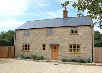 Thumbnail 3 bed detached house for sale in Moxom's Yard, Chalk Pit Lane, Litton Cheney, Dorchester