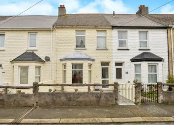 Thumbnail 2 bed terraced house for sale in 60 Clarence Road, Torpoint, Cornwall