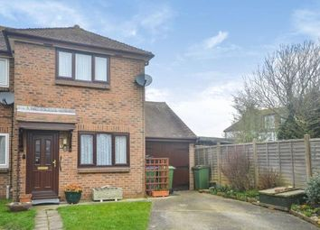 Thumbnail 2 bedroom semi-detached house for sale in George Wood Close, Lydd, Romney Marsh, Kent