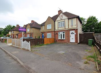 Thumbnail 2 bed semi-detached house for sale in Nursery Gardens, Sunbury-On-Thames