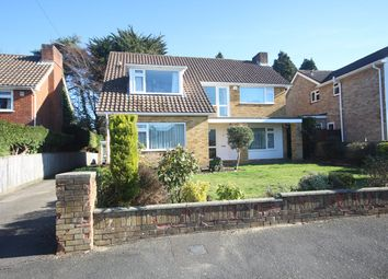 Thumbnail 4 bed detached house for sale in West Parley, Ferndown