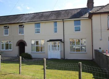 Thumbnail 3 bed terraced house for sale in Trenewydd, Llanfaes, Brecon