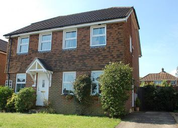 Thumbnail 2 bed semi-detached house to rent in Whitebeam Drive, Coxheath, Maidstone
