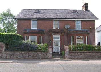 Thumbnail 5 bed detached house to rent in Dalbeattie Road, Dumfries