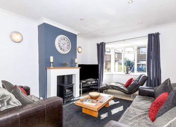 Thumbnail 3 bed semi-detached house for sale in Sherborne Road, Bedfont, Feltham