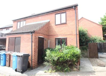 Thumbnail 2 bed flat for sale in Boatswain Croft, Hull