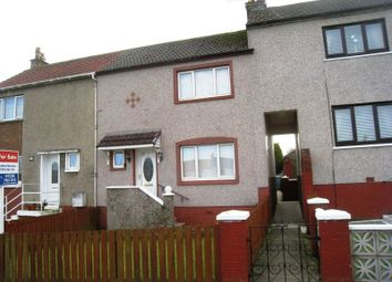 Thumbnail 2 bed terraced house for sale in Elgin Place, Shawhead, Coatbridge
