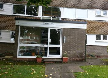 Thumbnail 2 bedroom flat to rent in Mereside Way, Solihull