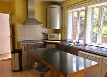 Thumbnail 4 bed flat to rent in Combemartin Road, London