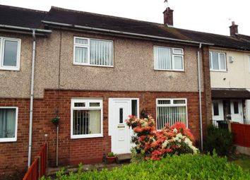 Thumbnail 3 bed terraced house for sale in Heather Way, Marple, Stockport, Greater Manchester