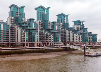 Thumbnail 2 bed flat to rent in Ensign House, St Georges Wharf