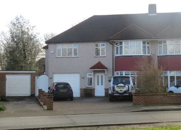 Thumbnail 4 bed semi-detached house for sale in Cathcart Drive, Orpington