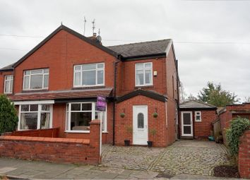 Thumbnail 4 bedroom semi-detached house for sale in Tatchbury Road, Manchester