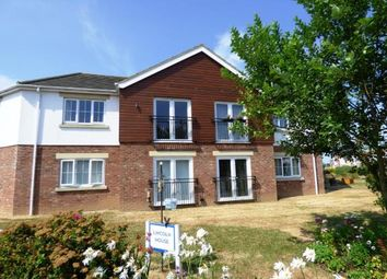 Thumbnail 1 bed flat for sale in Lincoln House, Beacon Park Drive, Skegness