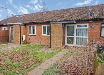 Thumbnail 1 bed terraced bungalow to rent in Gorse Close, Lakenheath