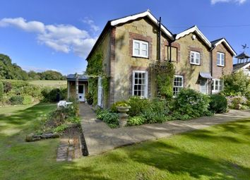 Thumbnail 4 bed detached house for sale in Guildford Road, Shamley Green, Guildford