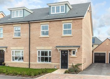 Thumbnail 4 bedroom semi-detached house for sale in Burden Mews, Newton Kyme, Tadcaster