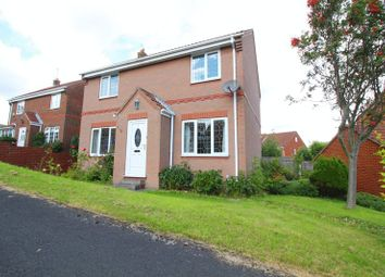 Thumbnail 3 bed detached house for sale in Coverdale Drive, Scarborough