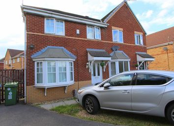 3 bed semi-detached house to rent in Taurus Road, Dovecot, Liverpool L14