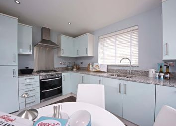 "Thumbnail 3 bed semi-detached house for sale in ""Plot 69 The Crofton G - Low Cost Home"" at Olympic Park Road, Andover"