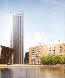 Thumbnail 1 bed flat to rent in Ontario Point, 28 Surrey Quays Road, London