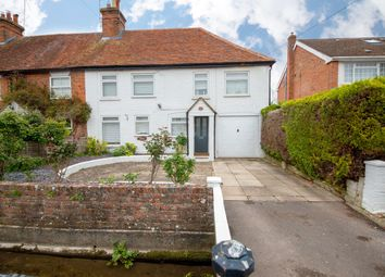 Thumbnail 4 bed end terrace house for sale in Water Street, Hampstead Norreys, Thatcham