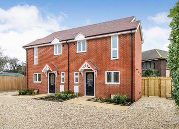 Thumbnail 3 bed semi-detached house for sale in Scotts Corner, The Harrow Way, Basingstoke