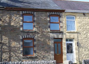 Thumbnail 3 bed terraced house to rent in Cwmamman Road, Glanamman, Ammanford