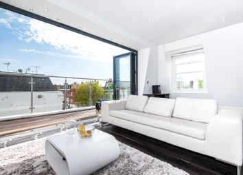 Thumbnail 4 bed flat for sale in Waldemar Avenue, Fulham