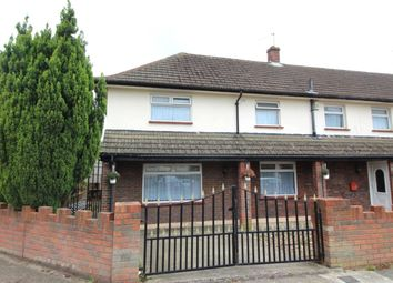 Thumbnail 4 bed semi-detached house for sale in Cooper Road, Lords Wood, Chatham