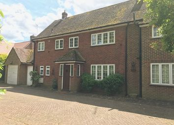Thumbnail 4 bed detached house to rent in Mellersh Hill Road, Wonersh