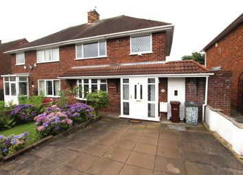 Thumbnail 3 bedroom semi-detached house for sale in Parry Road, Wolverhampton
