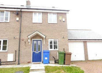 Thumbnail 2 bed property to rent in Winston Churchill Close, Hessle