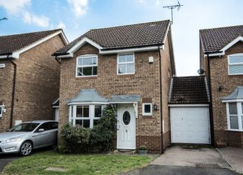 Thumbnail 3 bed link-detached house for sale in Constable Close, Reading