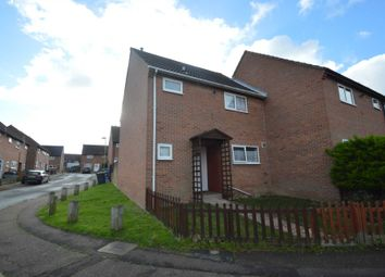Thumbnail 3 bed end terrace house for sale in Holworthy Road, Norwich